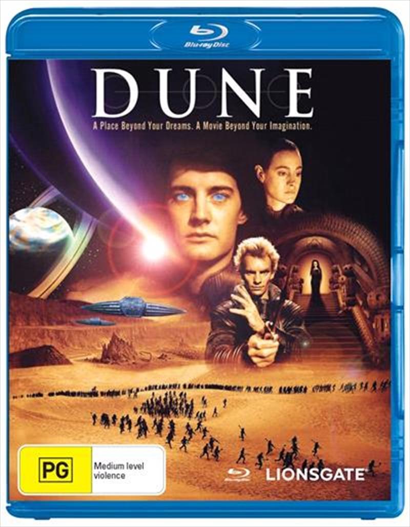 Dune   Blu-ray