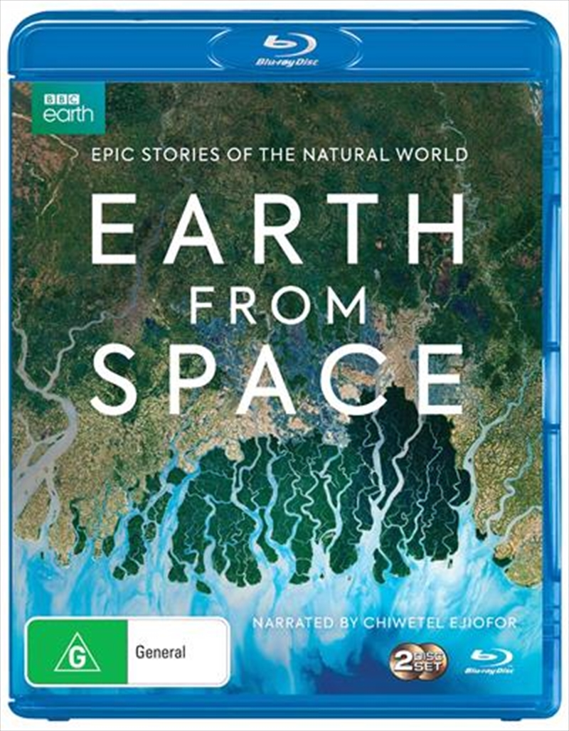 Earth From Space | Blu-ray