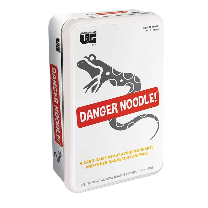 Danger Noodle Tin | Merchandise