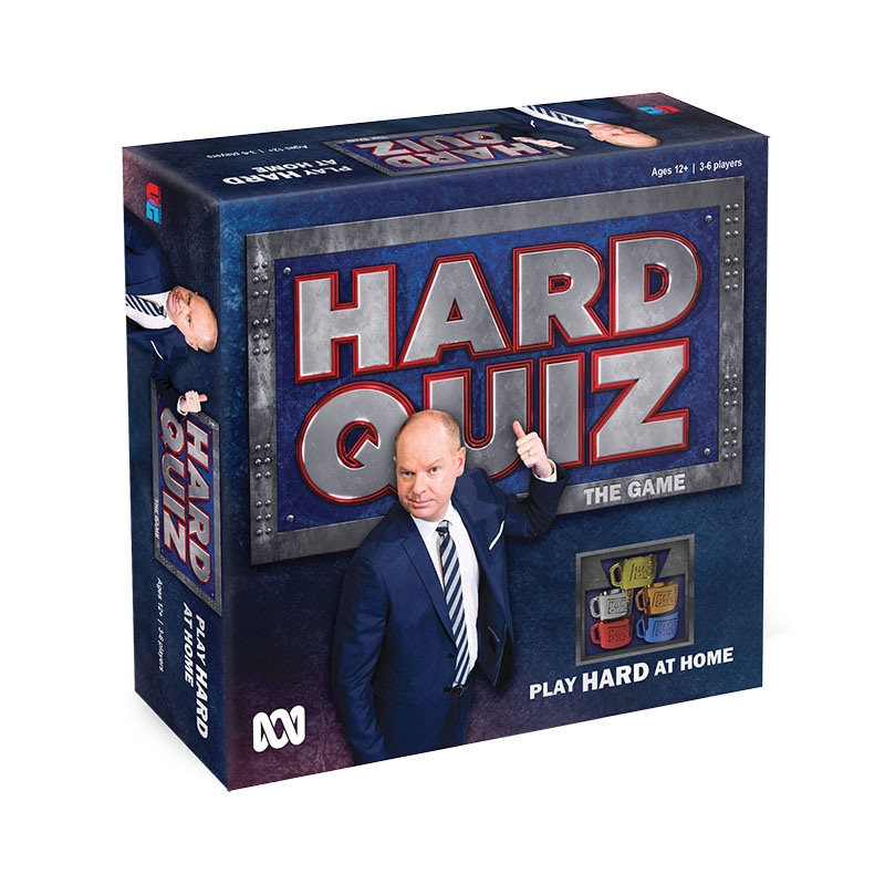 Hard Quiz | Merchandise
