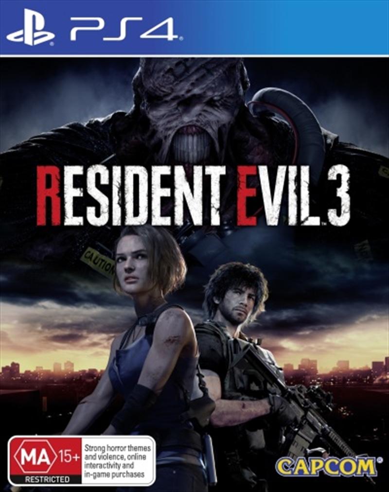 Resident Evil 3 | PlayStation 4