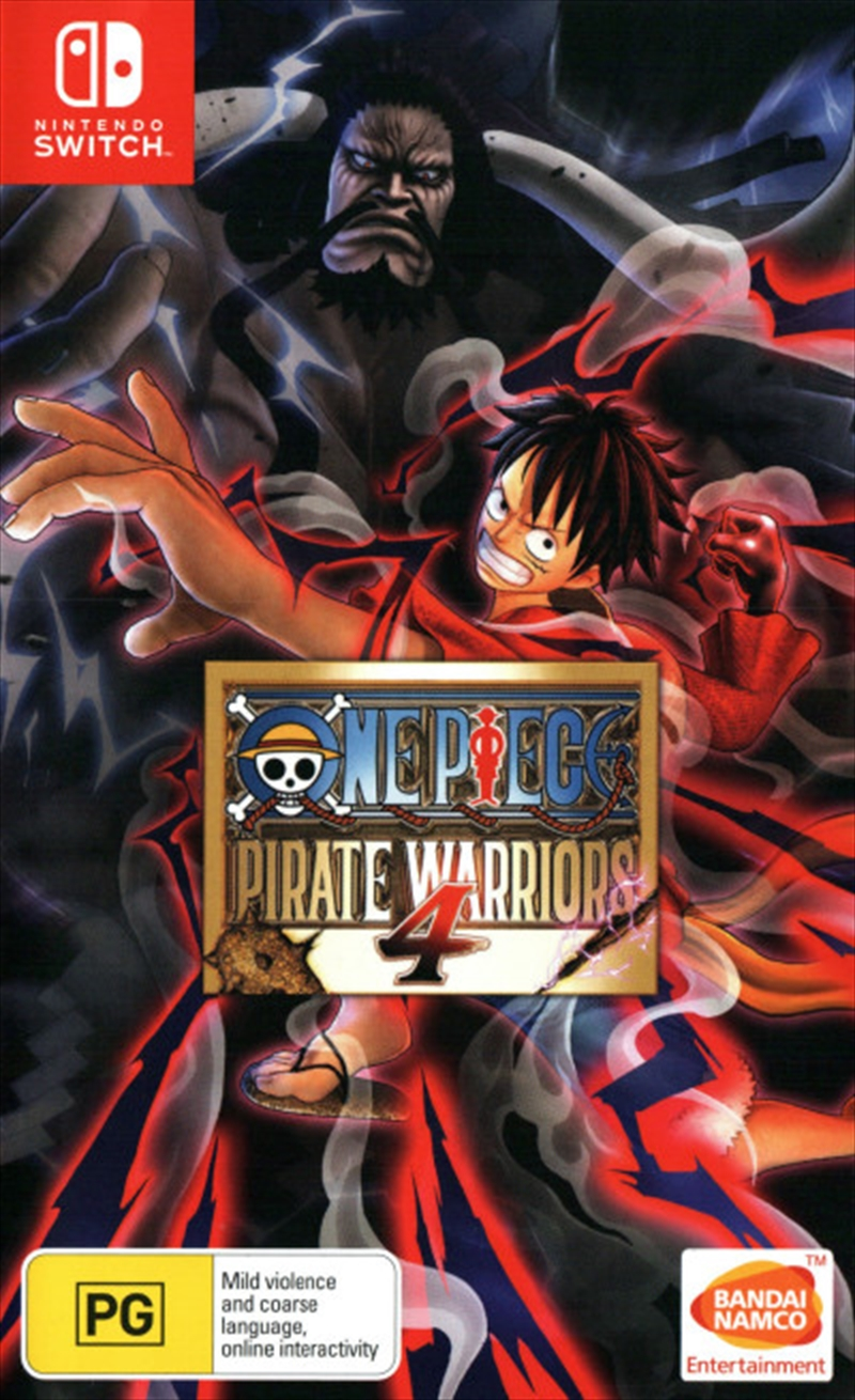 One Piece Pirate Warriors 4 | Nintendo Switch