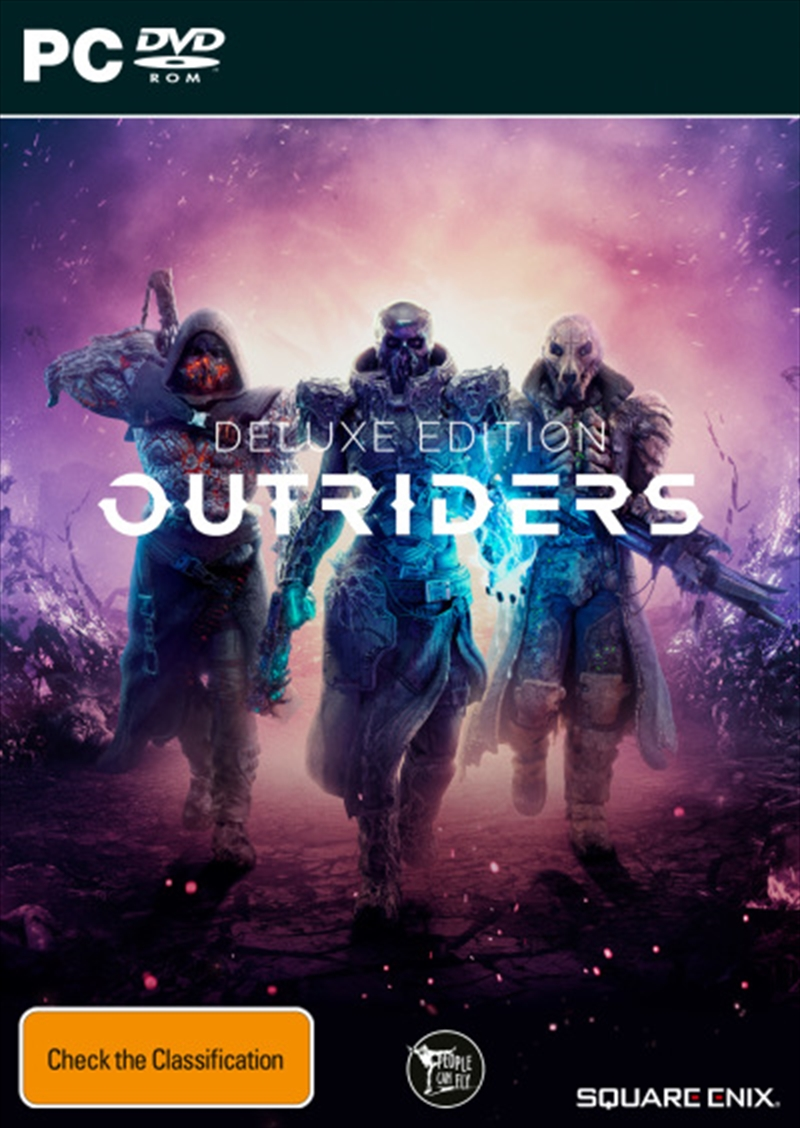 Outriders Deluxe Edition | PC