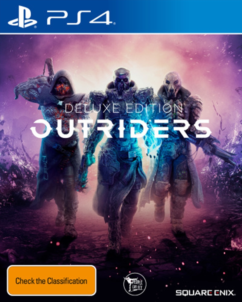 Outriders Deluxe Edition | PlayStation 4