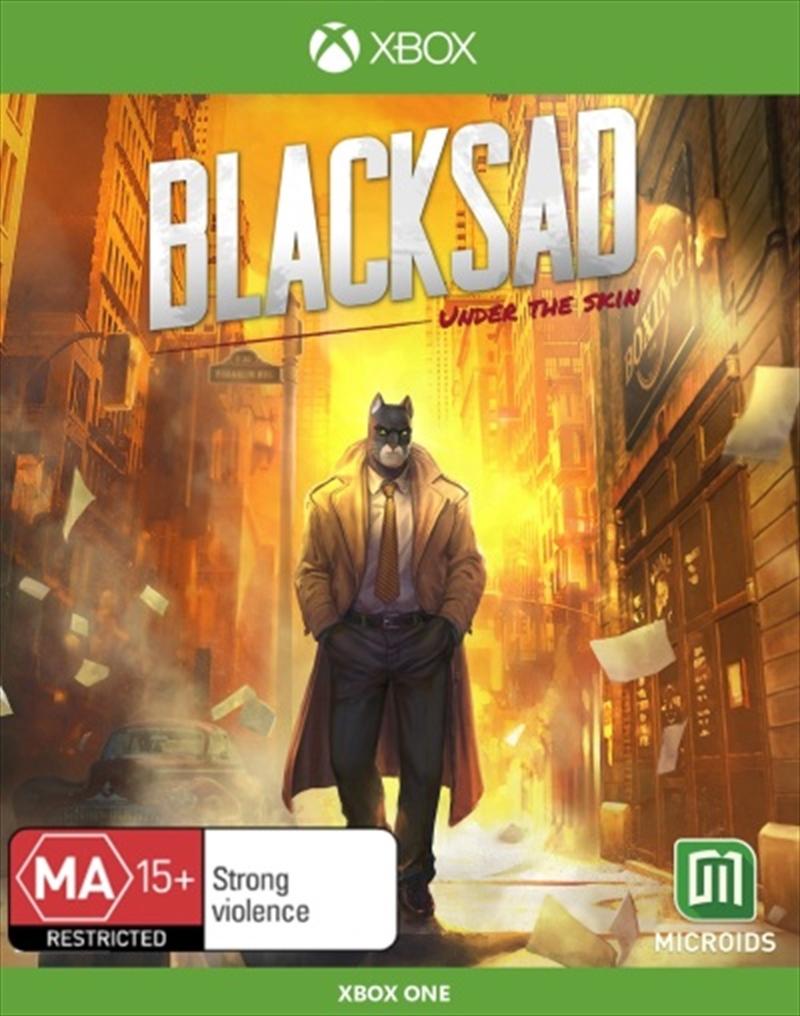Blacksad Under The Skin   XBox One