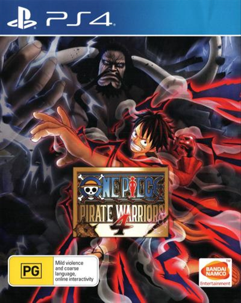 One Piece Pirate Warriors 4 | PlayStation 4