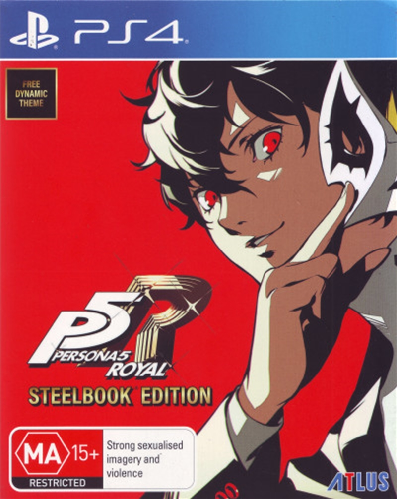 Persona 5 Royal Launch Edition | PlayStation 4