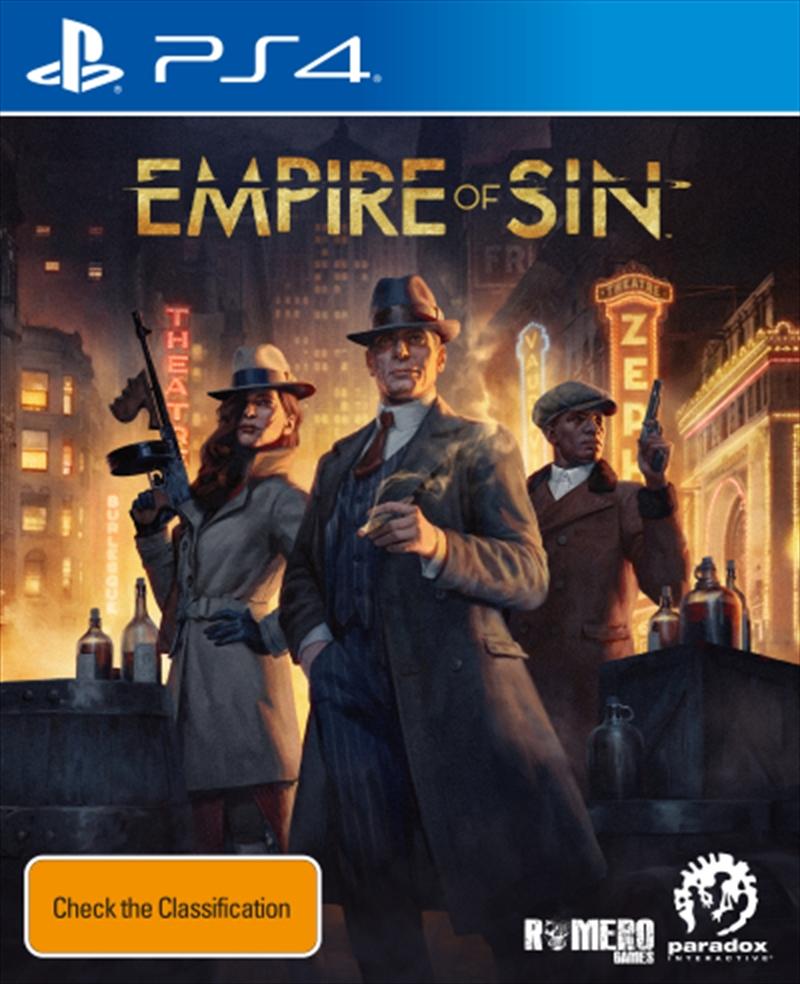 Empire Of Sin | PlayStation 4