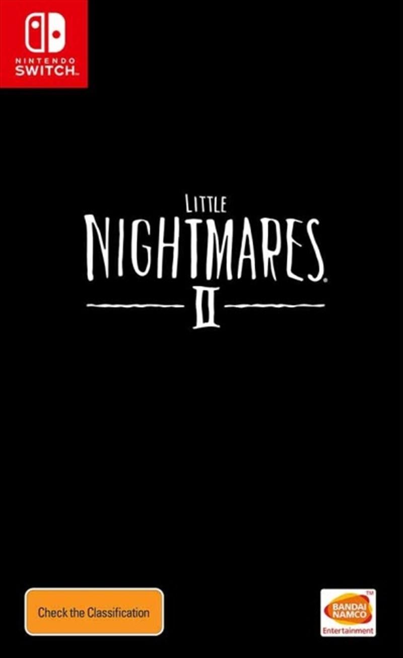 Little Nightmares II | Nintendo Switch