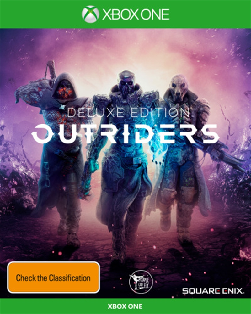 Outriders Deluxe Edition | XBox One