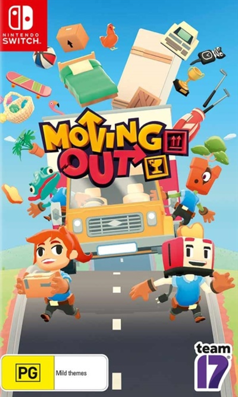 Moving Out | Nintendo Switch