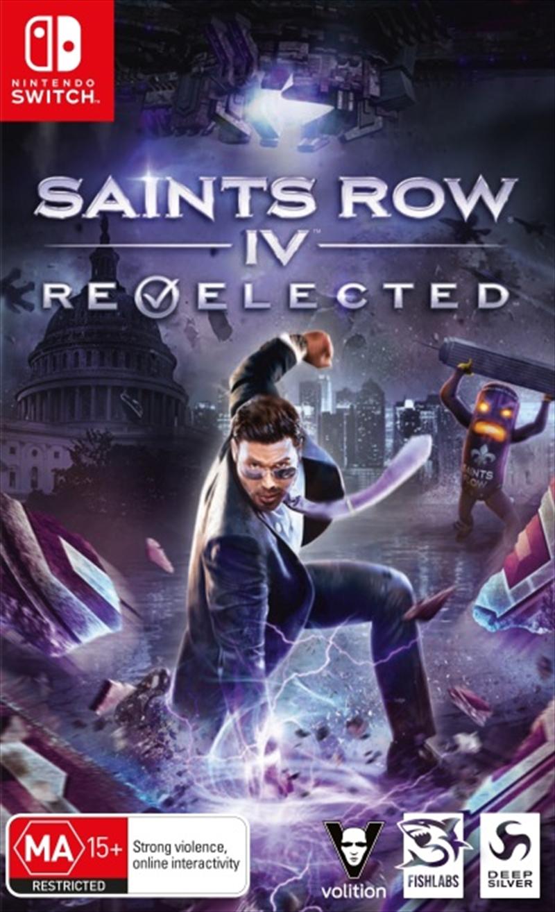 Saints Row: IV Re-Elected | Nintendo Switch