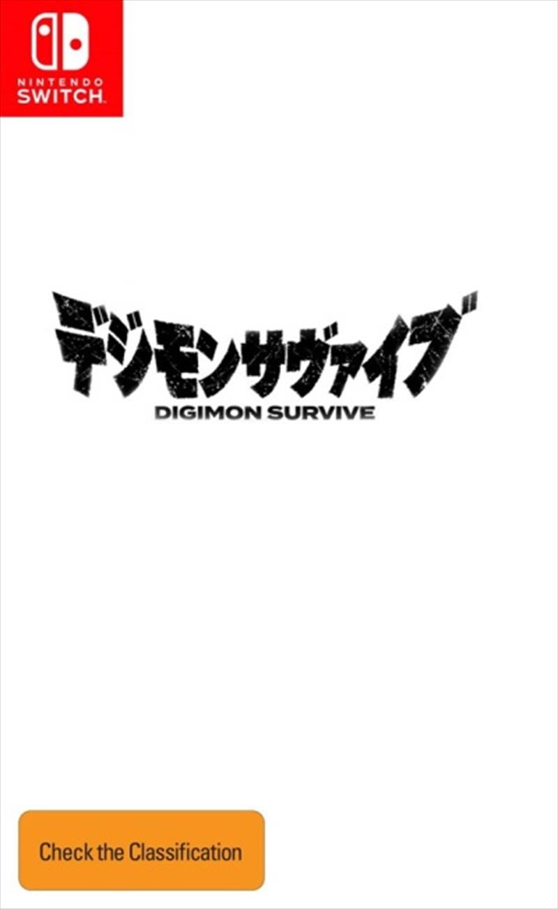 Digimon Survive | Nintendo Switch