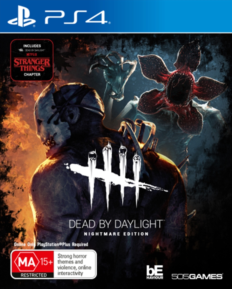 Dead By Daylight Nightmare Edition | PlayStation 4