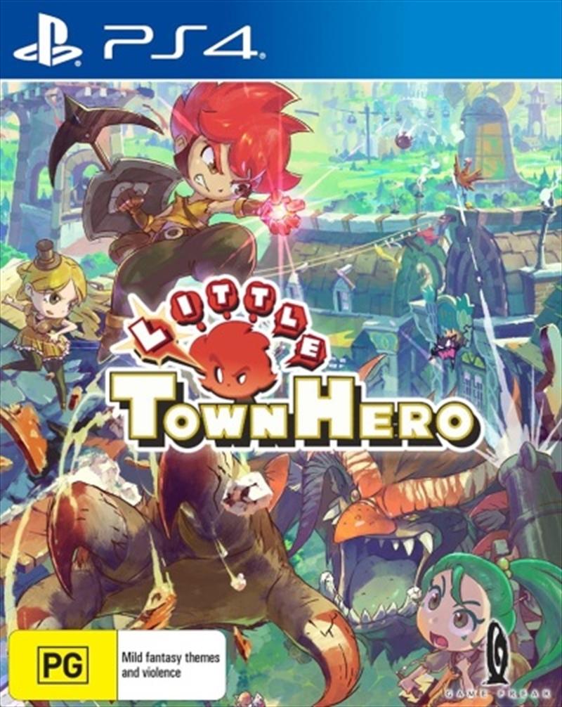 Little Town Hero Big Idea Edn | PlayStation 4
