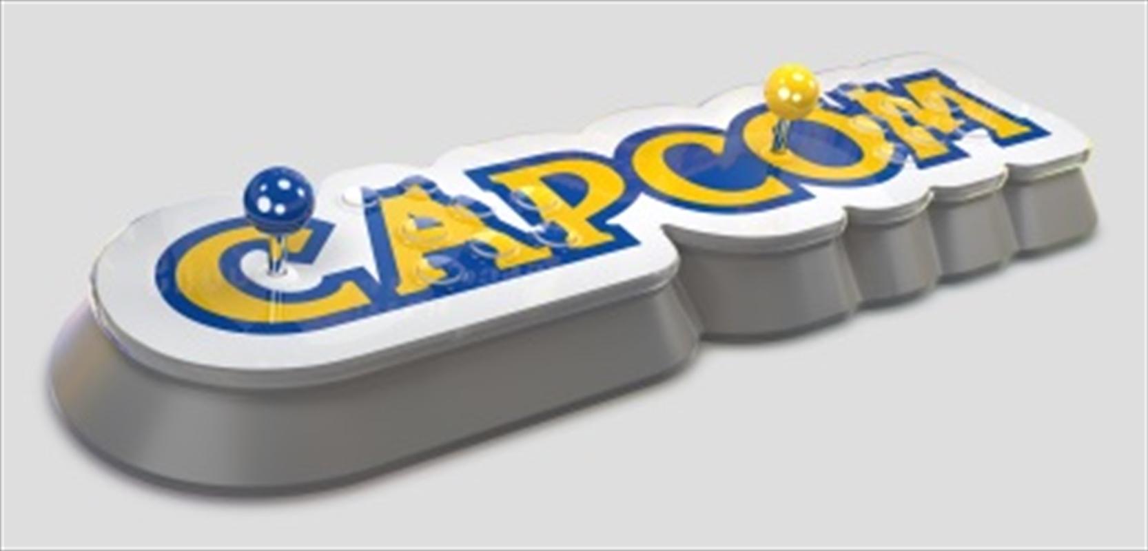 Capcom Home Arcade   Accessories