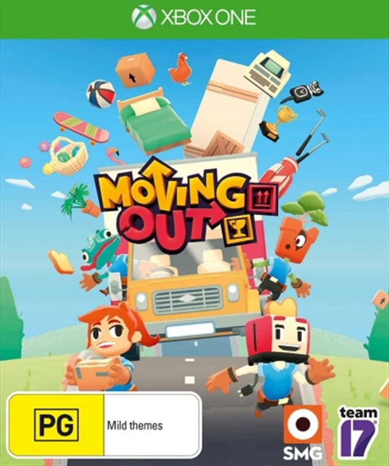 Moving Out | XBox One