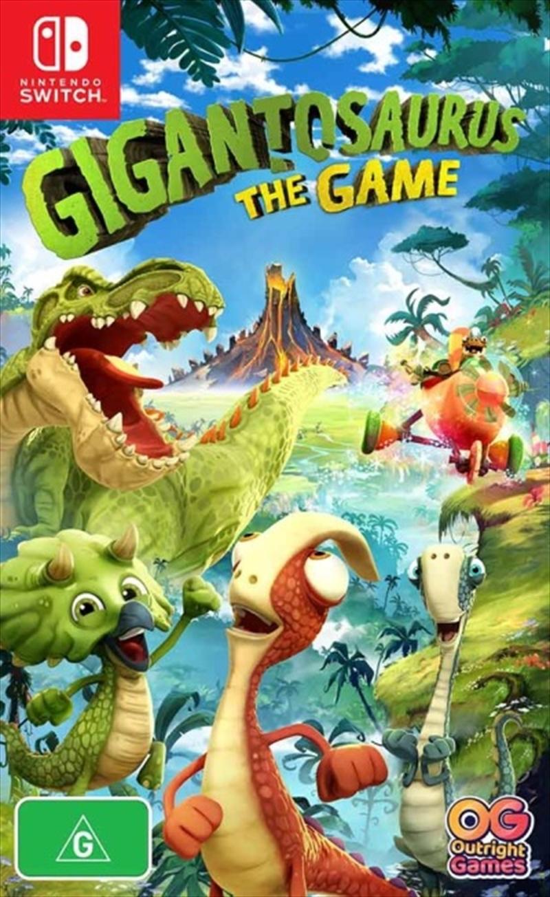 Gigantosaurus | Nintendo Switch