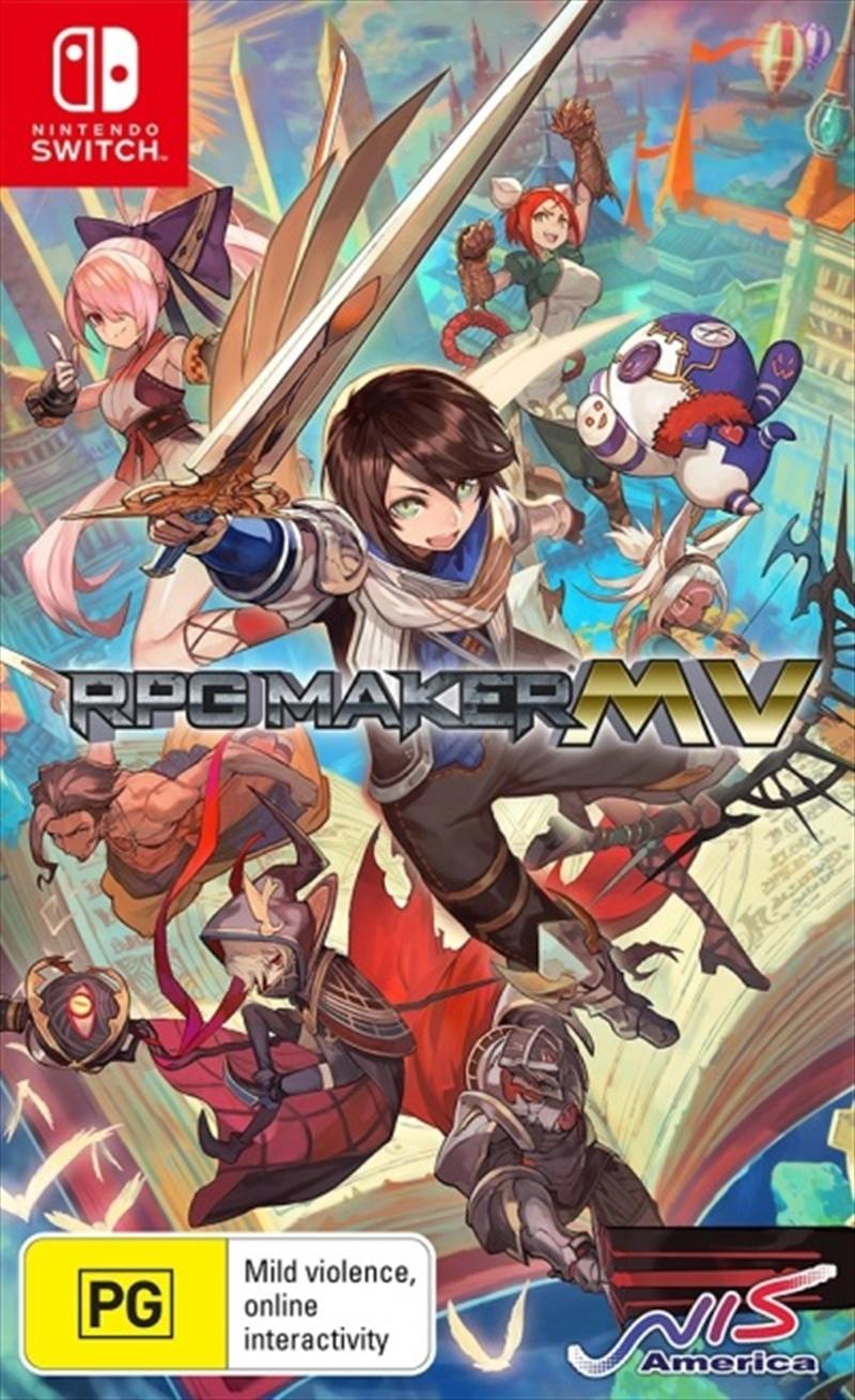 Rpg Maker Mv | Nintendo Switch