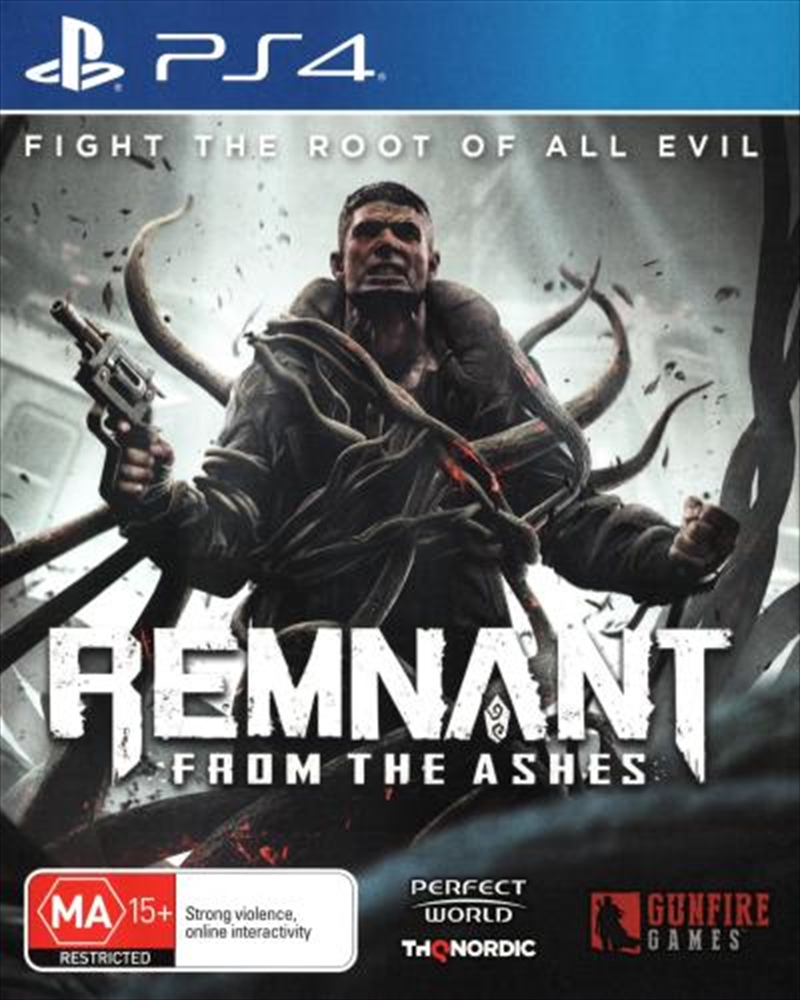 Remnant From The Ashes | PlayStation 4