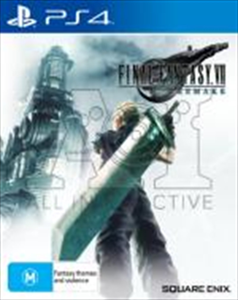 Final Fantasy 7 Remake | PlayStation 4