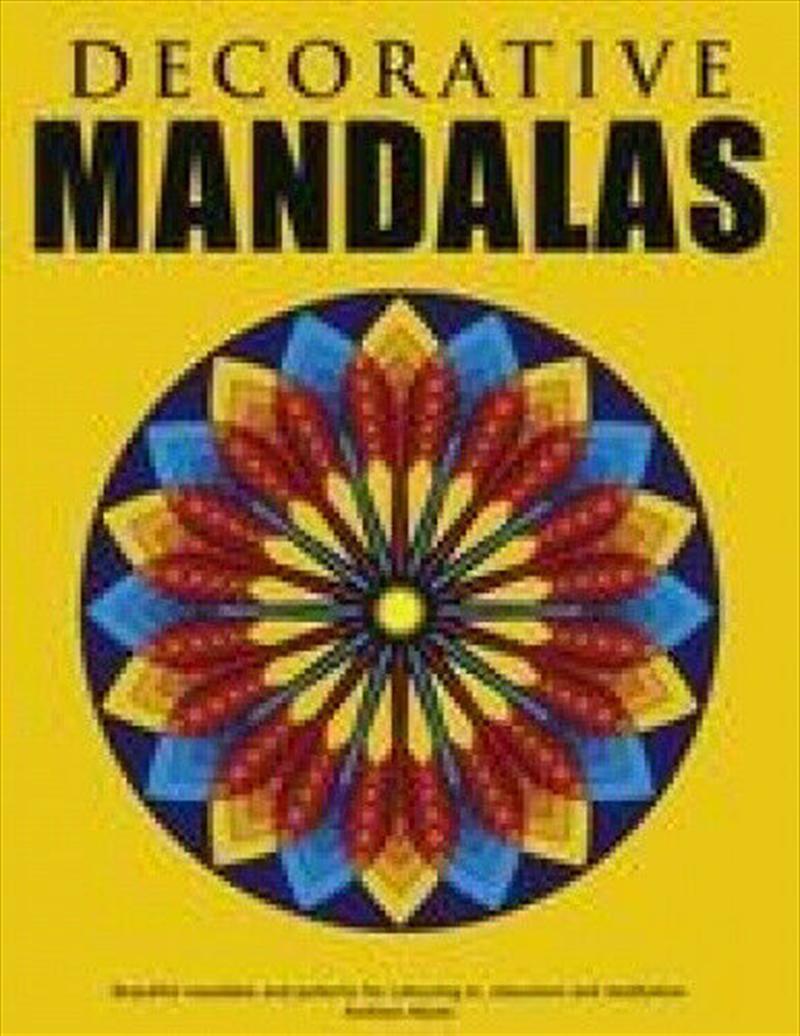 Mandalas And More | Paperback Book