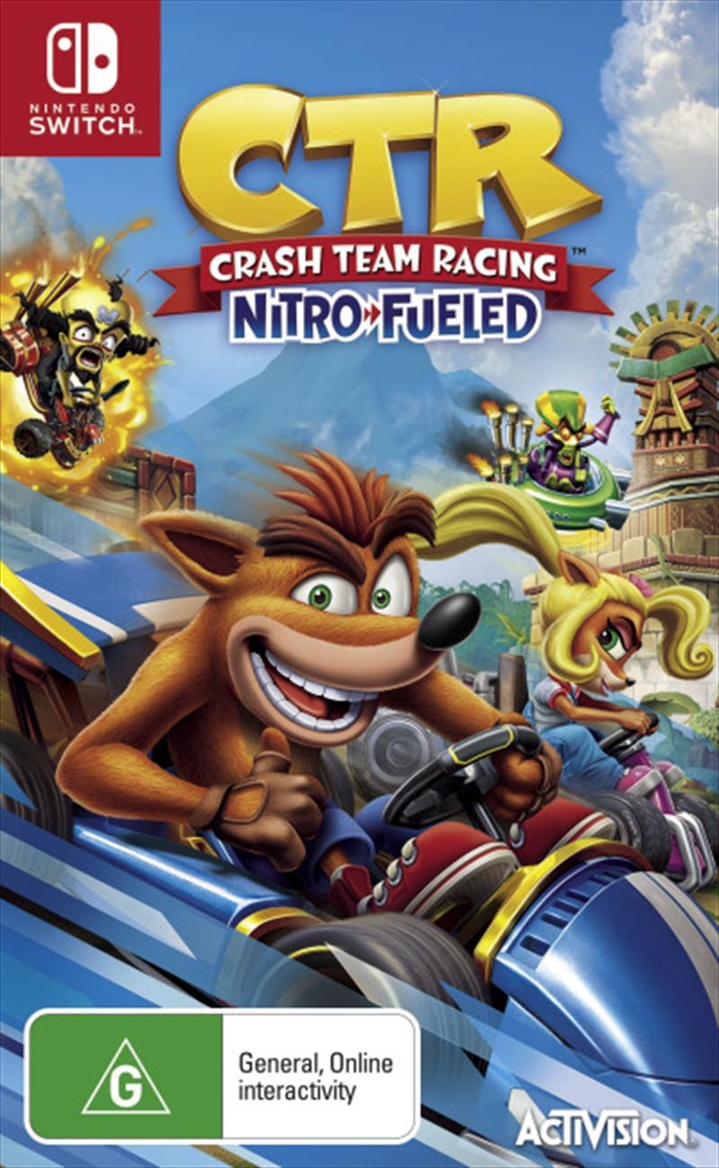 Crash Team Racing Nitrofuelled | Nintendo Switch