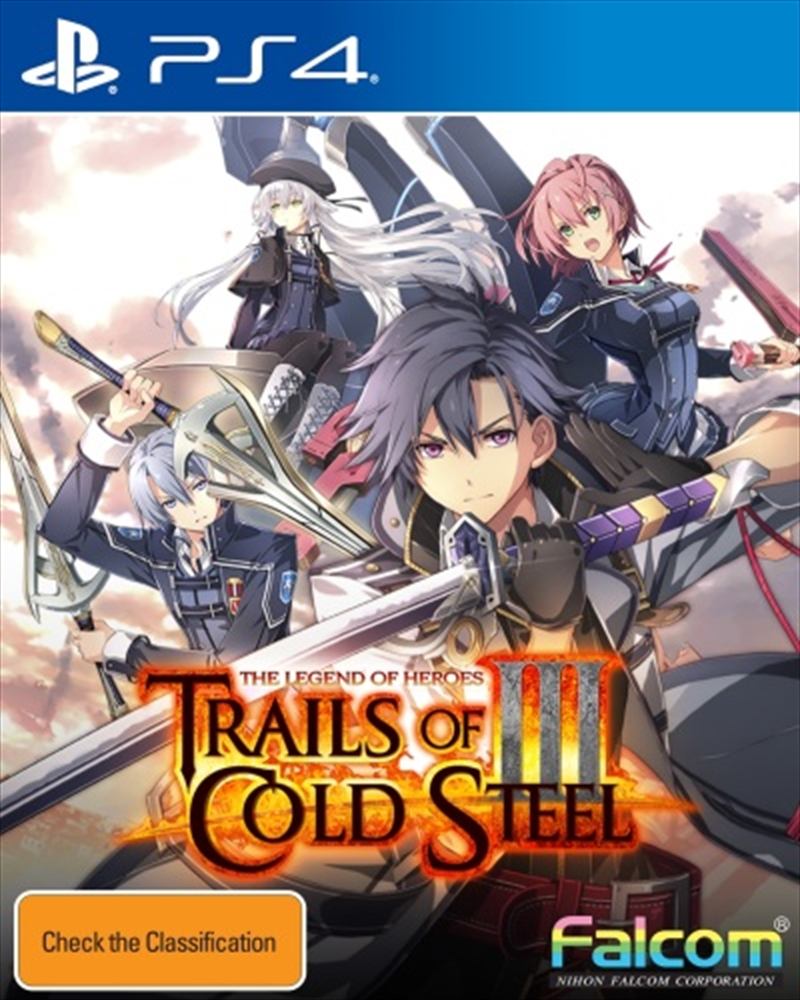 The Legend of Heroes Trails of Cold Steel 3 Extracurricular Edition | PlayStation 4