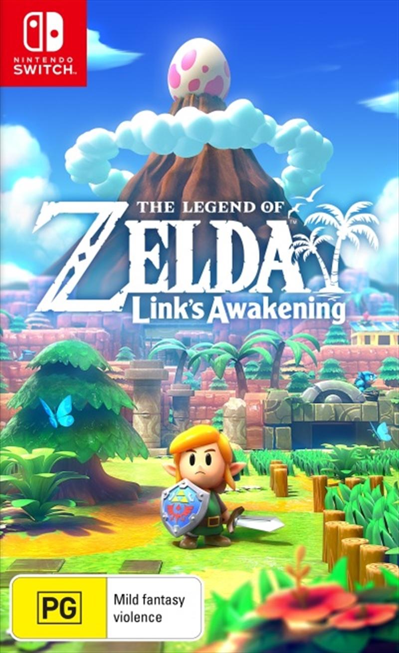Legend Of Zelda Links Awakening | Nintendo Switch