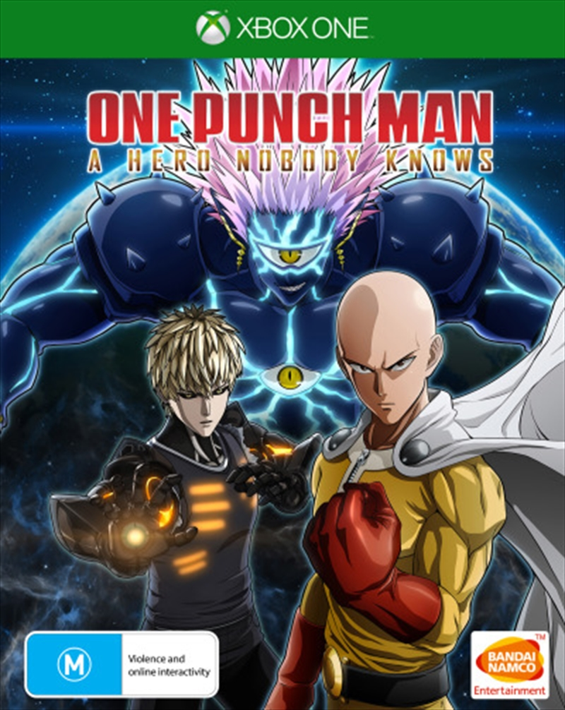 One Punch Man A Hero Nobody Knows | XBox One