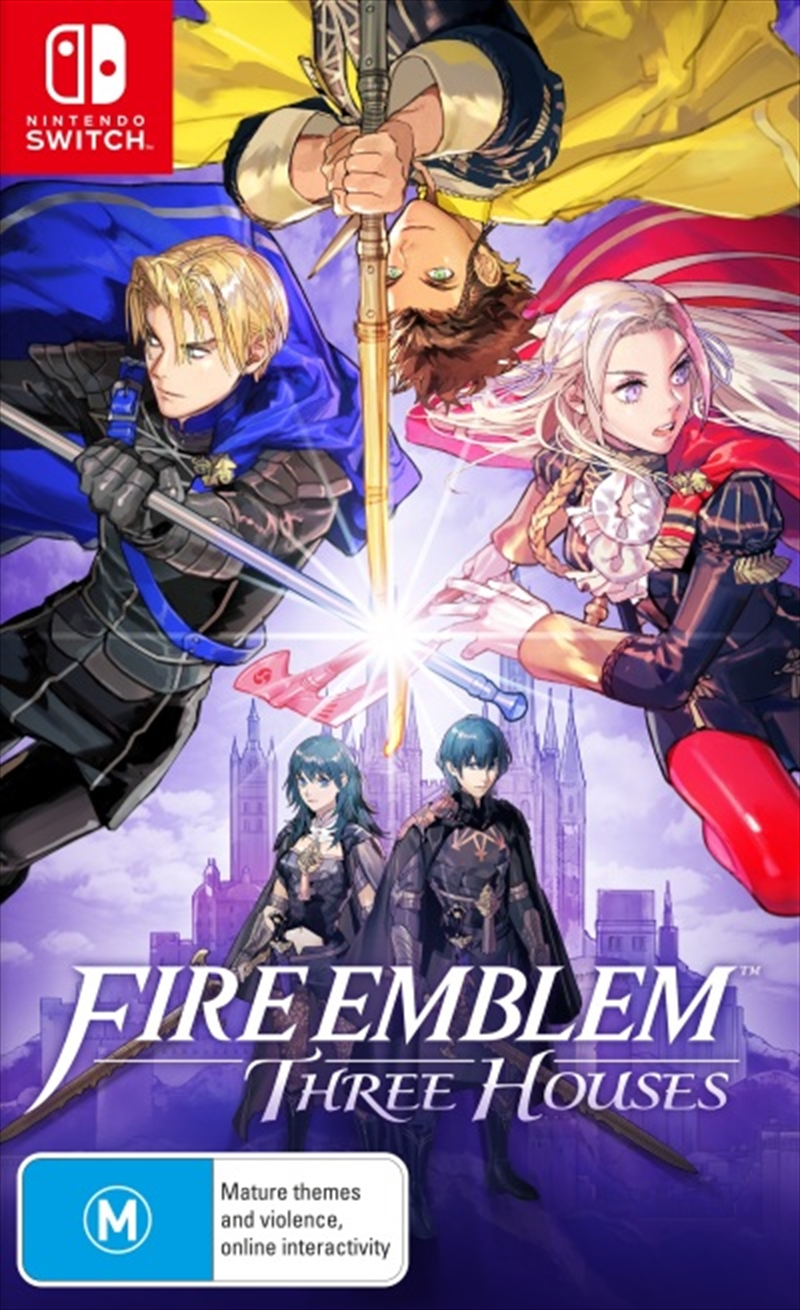 Fire Emblem Three Houses | Nintendo Switch