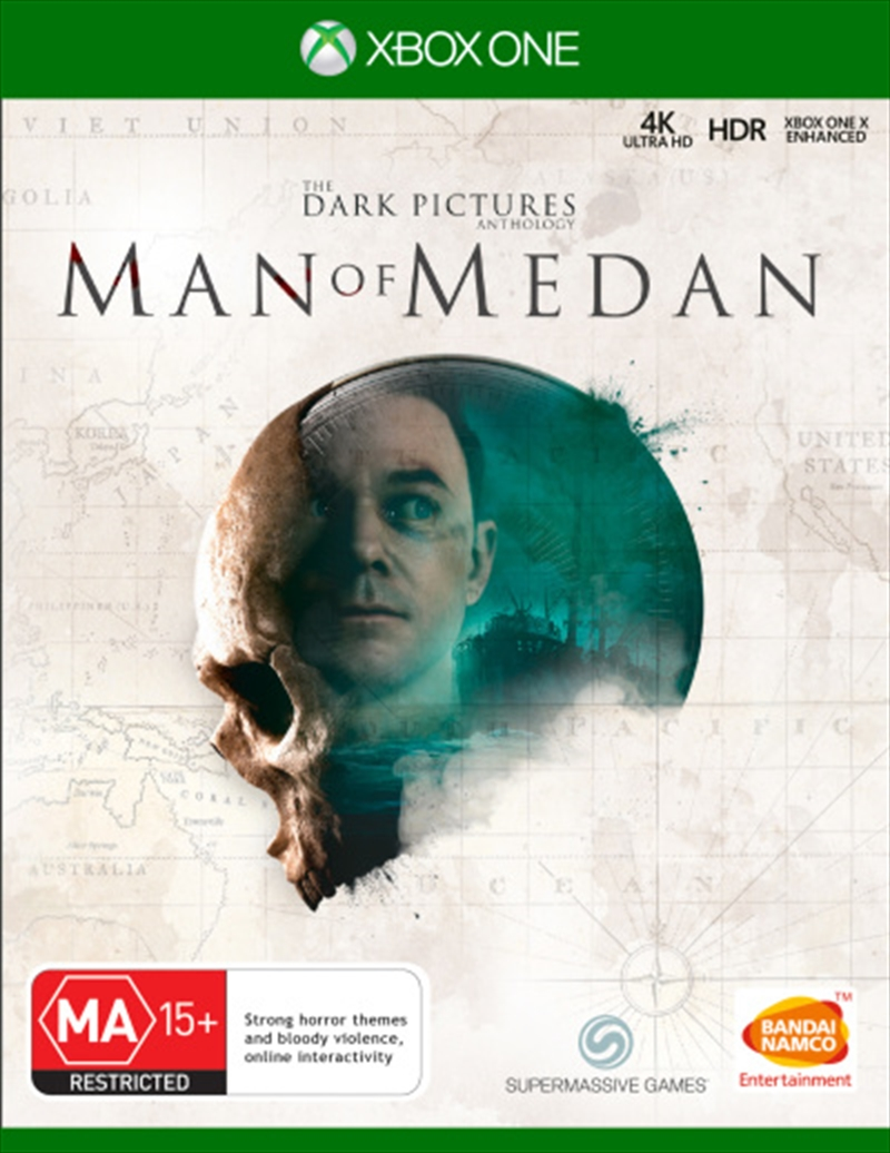 Dark Pictures Man Of Medan | XBox One