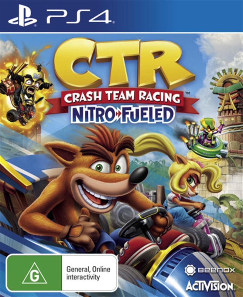Crash Team Racing Nitro-Fuelled | PlayStation 4