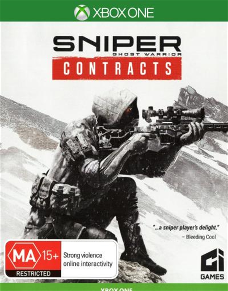 Sniper Ghost Warrior Contracts | XBox One