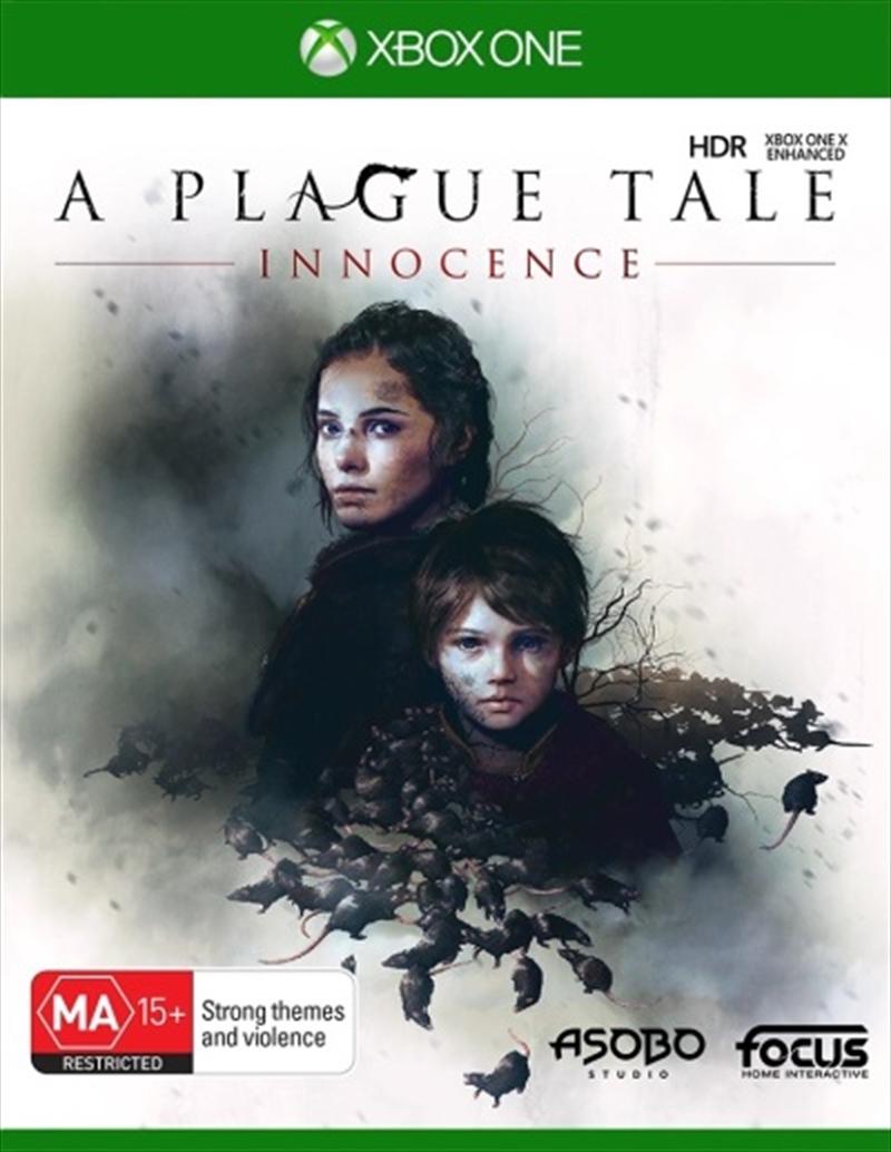 A Plague Tale Innocence | XBox One