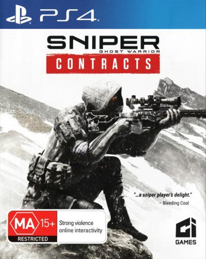 Sniper Ghost Warrior Contracts | PlayStation 4