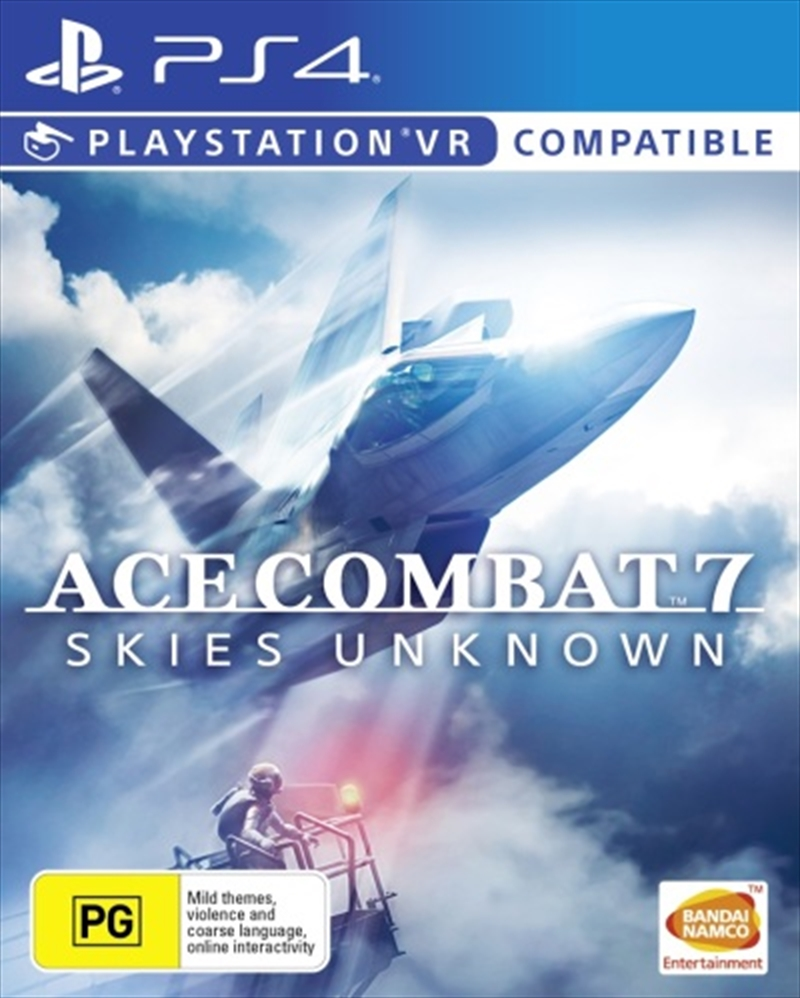 Ace Combat 7 Skies Unknown   PlayStation 4
