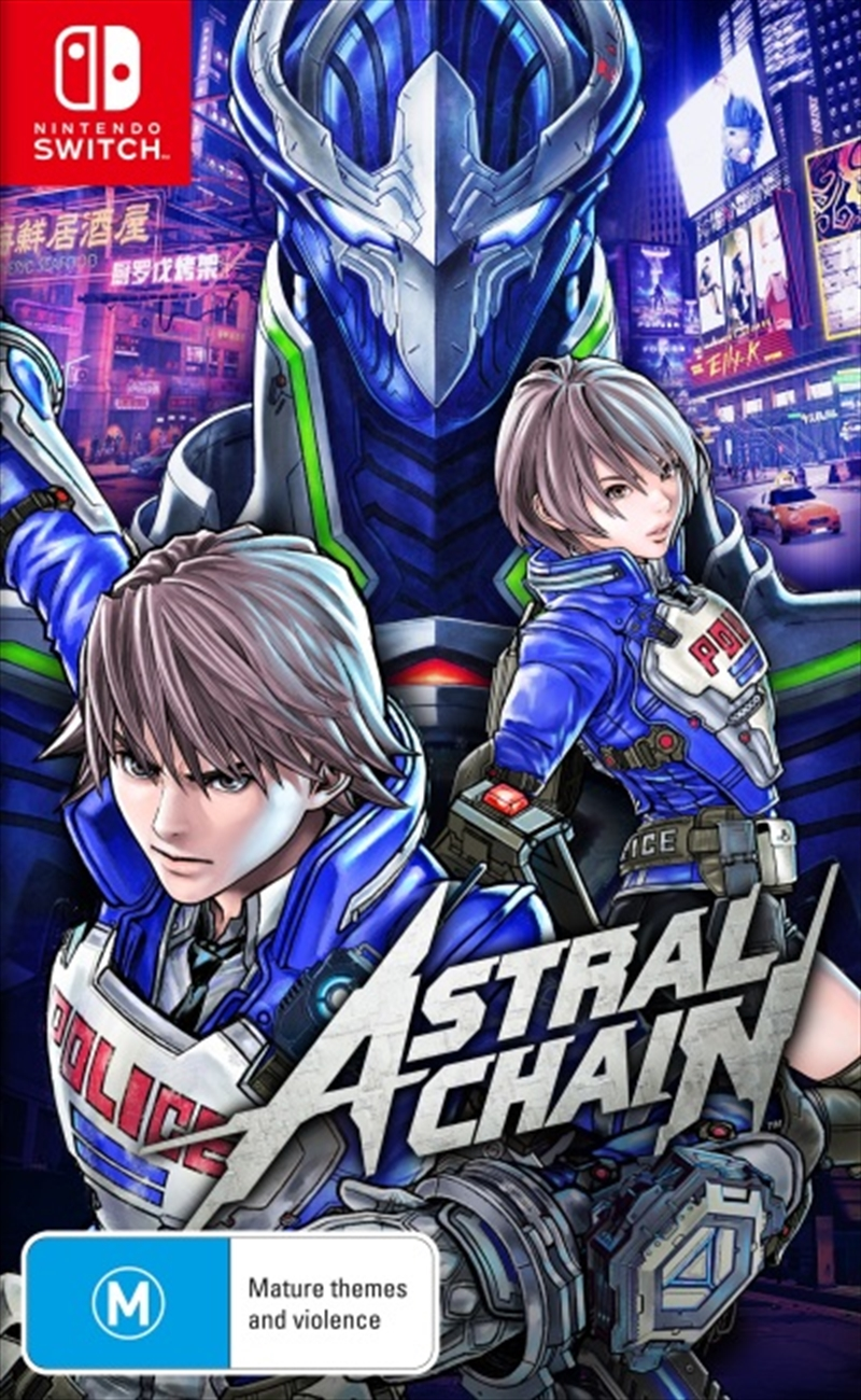 Astral Chain | Nintendo Switch