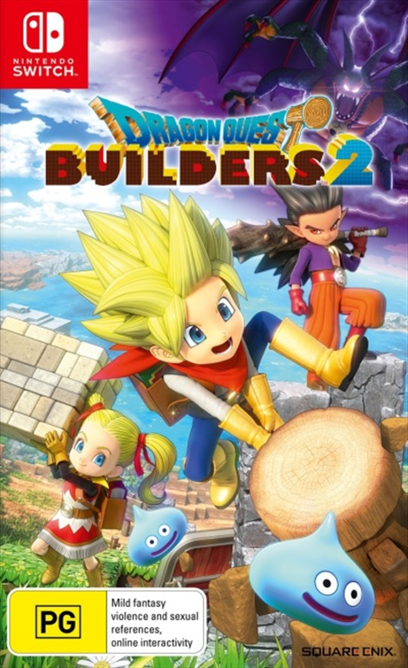 Dragon Quest Builders 2 | Nintendo Switch