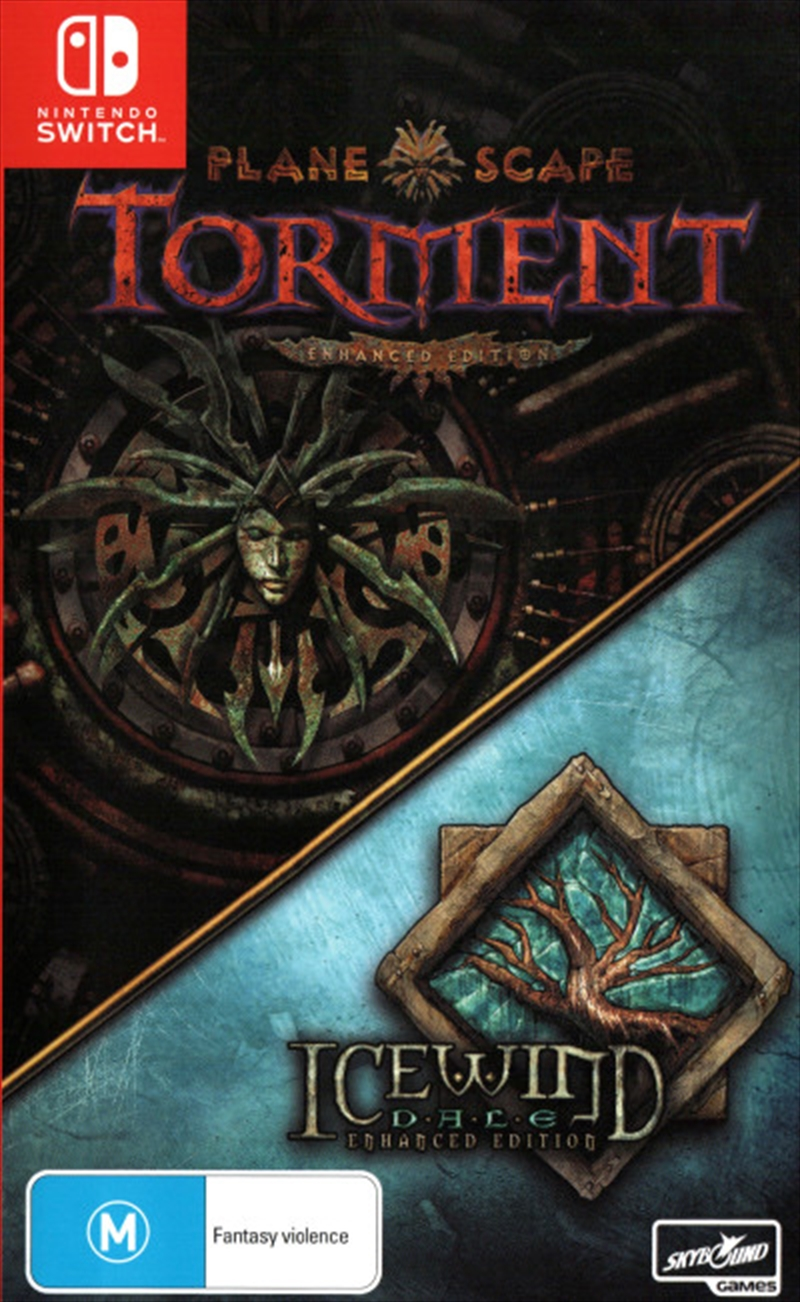 Planescape Torment and Icewind Dale Enhanced Edition | Nintendo Switch