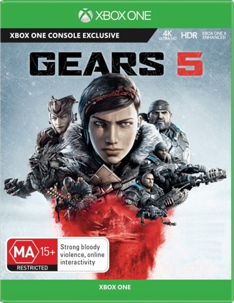 Gears Of War 5 | XBox One