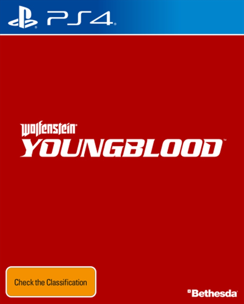 Wolfenstein Youngblood | PlayStation 4