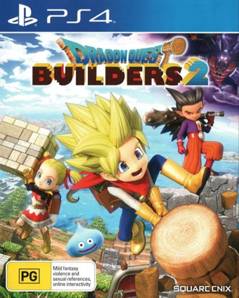 Dragon Quest Builders 2 | PlayStation 4