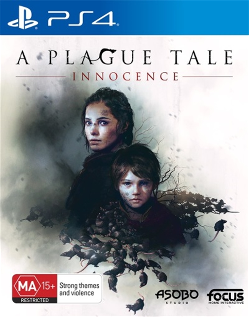 A Plague Tale Innocence | PlayStation 4