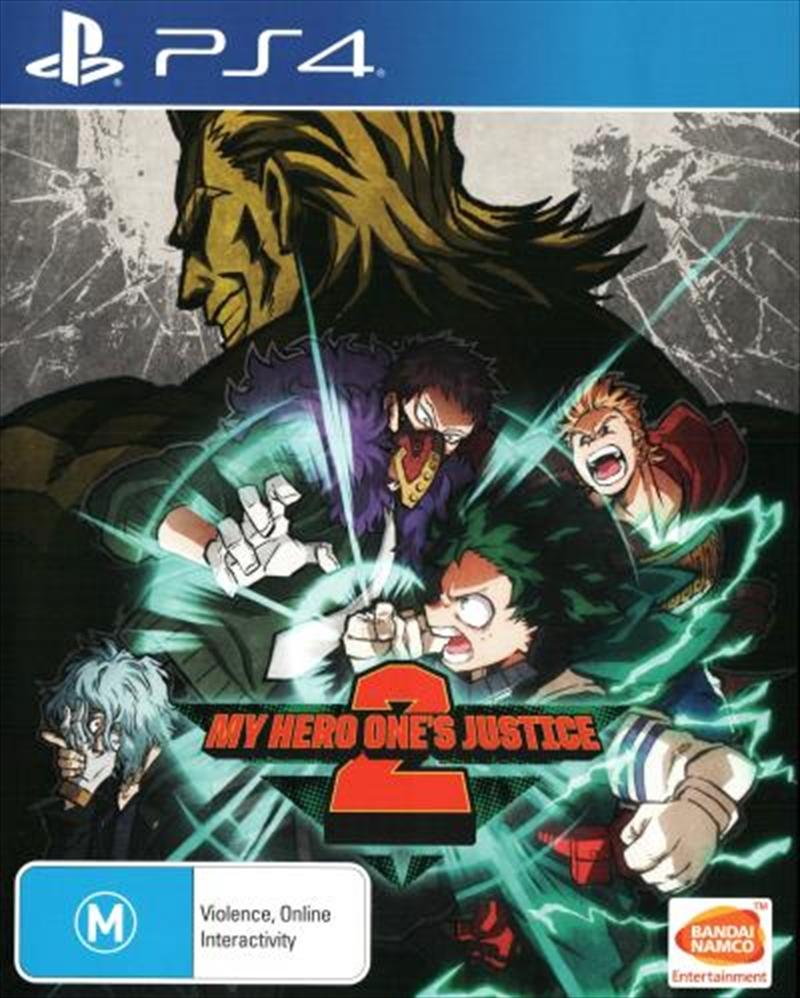 My Hero Ones Justice 2 | PlayStation 4