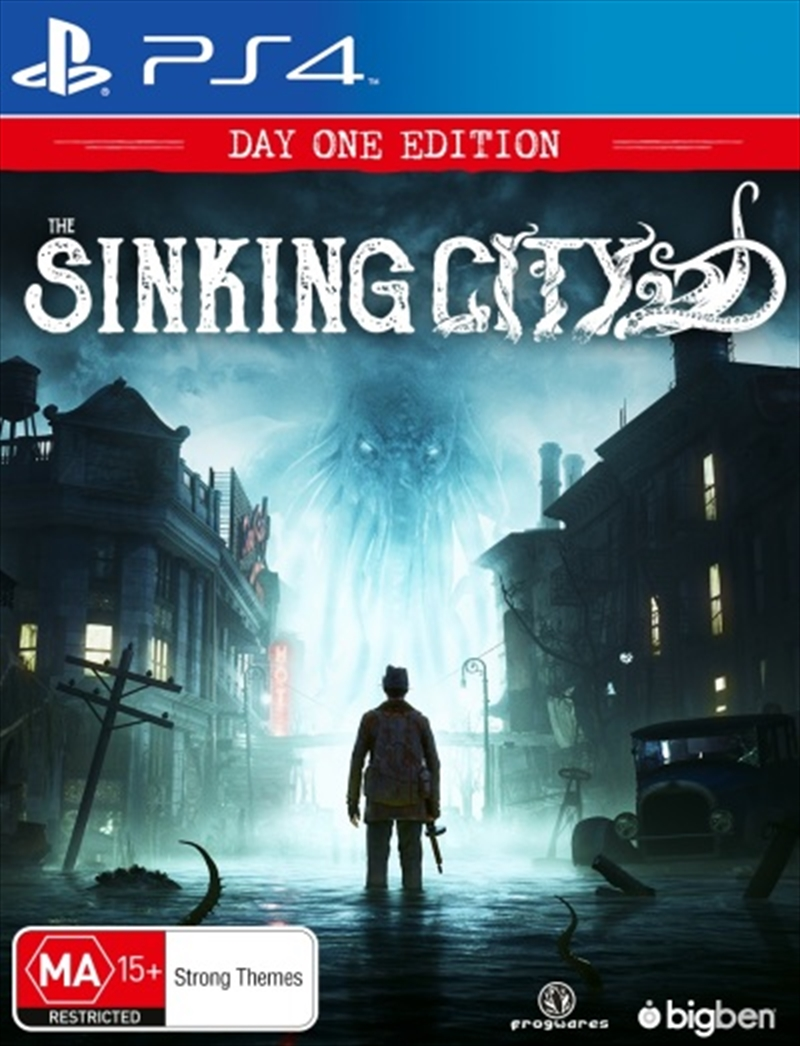 Sinking City | PlayStation 4