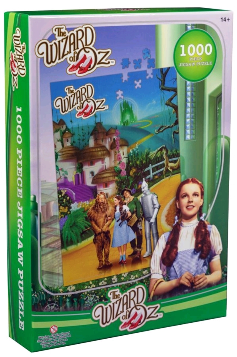 Wizard of Oz - Yellow Brick Road 1000 piece Jigsaw Puzzle | Merchandise