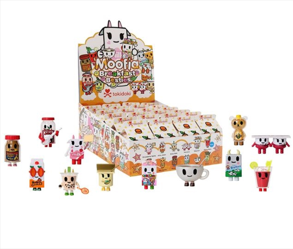 Search Results Web results  TOKIDOKI Moofia Breakfast Besties Blind Box | Merchandise
