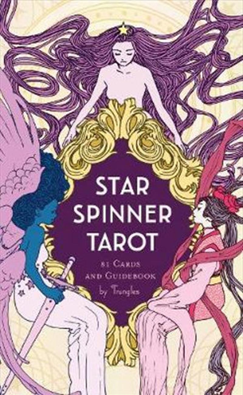 Star Spinner Tarot   Merchandise