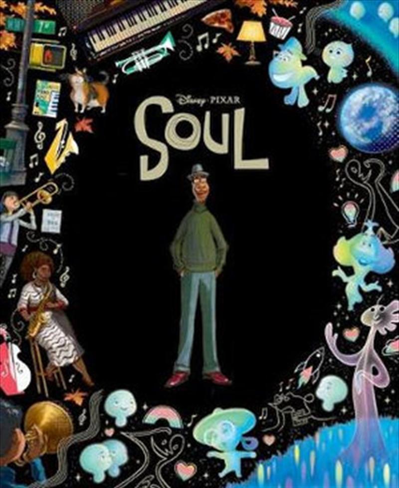 Soul (Disney-Pixar Classic Collection #24) | Hardback Book